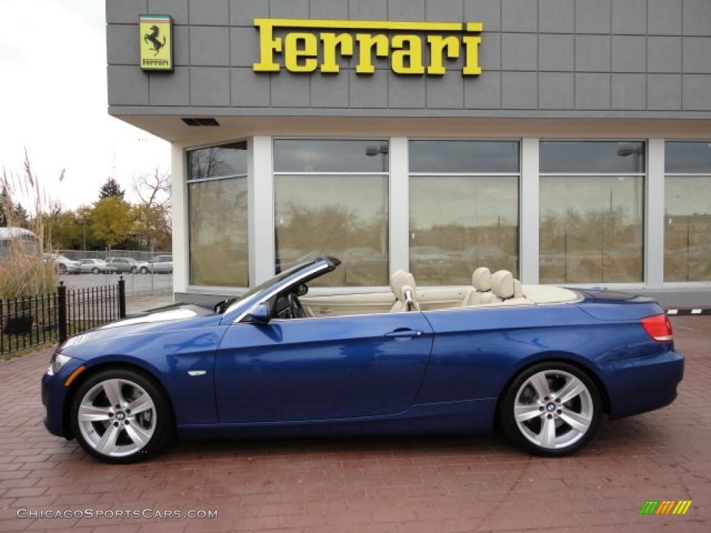 Rain Lamps For Sale 2007 BMW 3 Series 335i Convertible in Montego Blue ...
