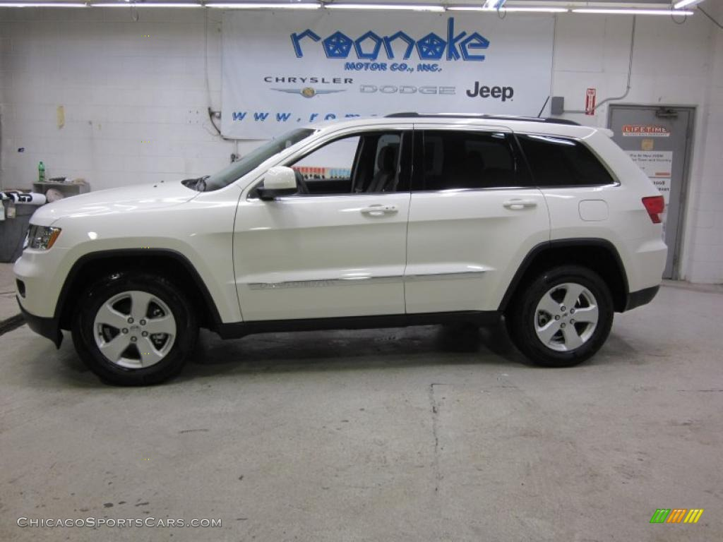 2011 Jeep Grand Cherokee Laredo X Package 4x4 In Stone