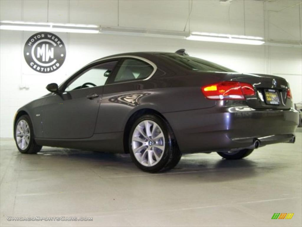 2008 bmw 3 series 335xi coupe in sparkling graphite metallic photo 8 065233. Black Bedroom Furniture Sets. Home Design Ideas
