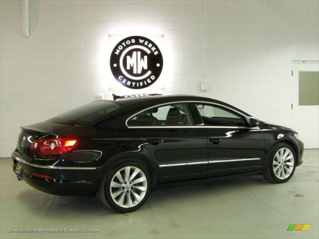 2009 volkswagen cc vr6 sport in deep black photo 3 547921 cars for. Black Bedroom Furniture Sets. Home Design Ideas