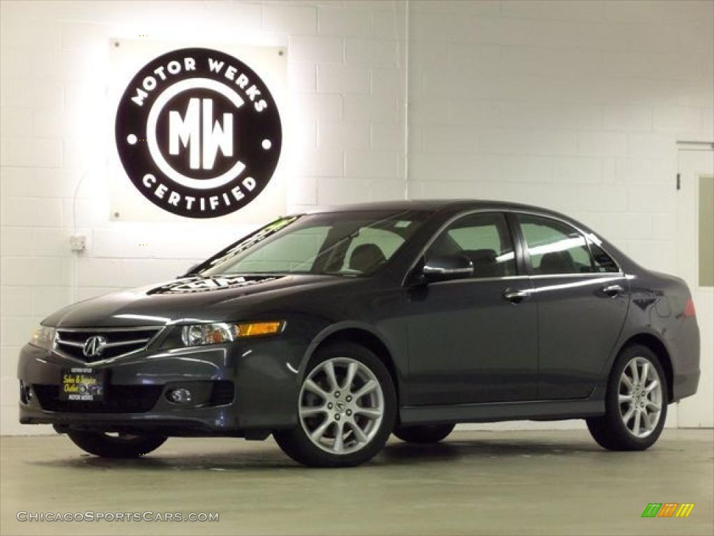 2006 acura tsx sedan in carbon gray pearl photo 3 019161 cars for. Black Bedroom Furniture Sets. Home Design Ideas