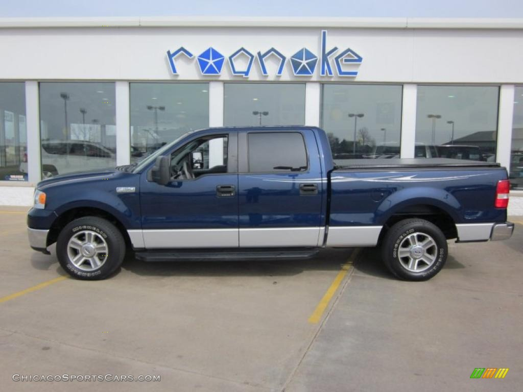 2008 F150 Xlt Supercrew 2008 F150 Xlt Supercrew Dark
