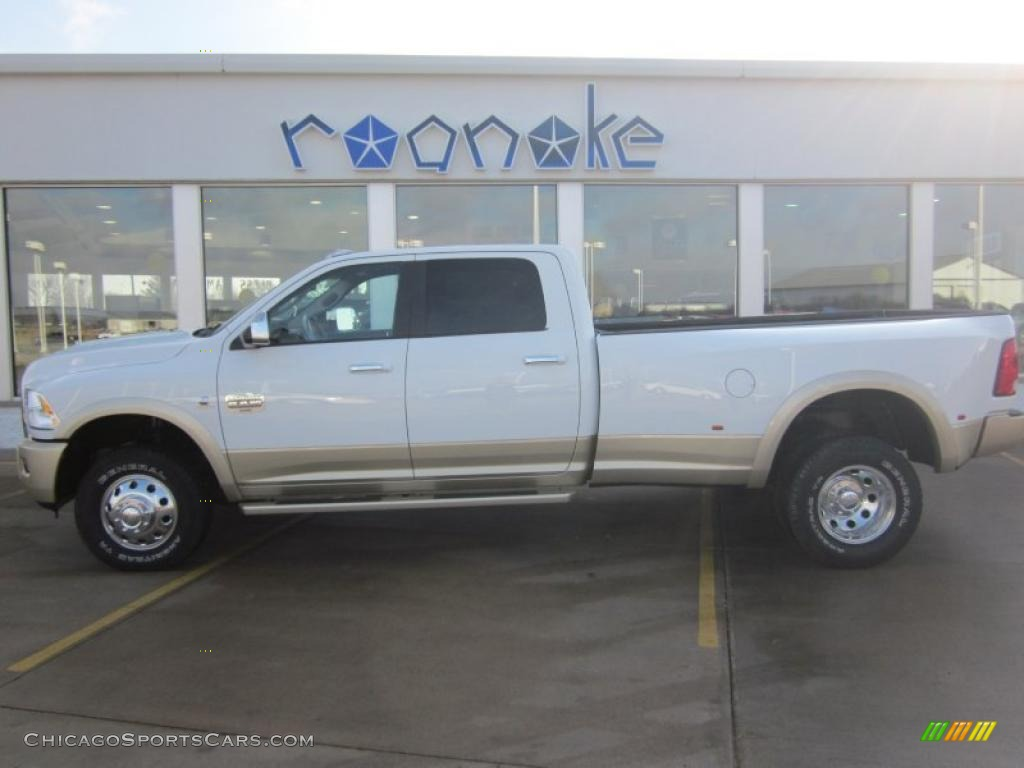 Dodge Ram 3500 Dually