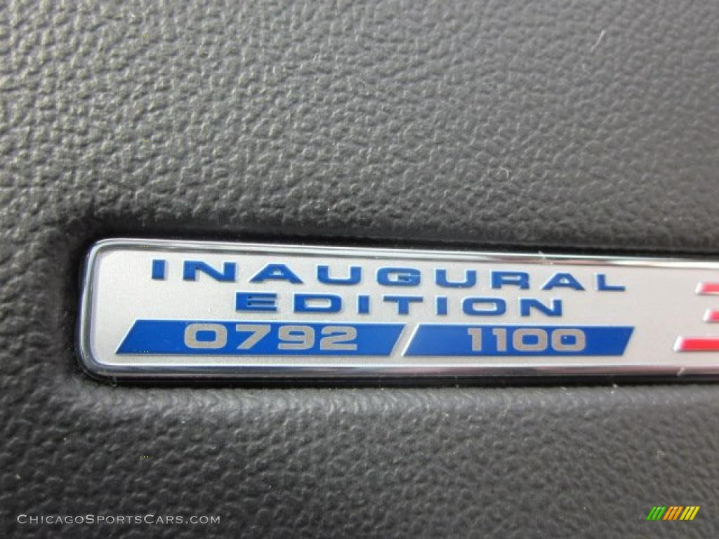 2011 Dodge Challenger SRT8 392 Inaugural Edition in Deep Water Blue