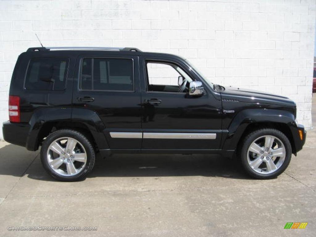2011 jeep liberty jet sport 4x4 in brilliant black crystal. Black Bedroom Furniture Sets. Home Design Ideas