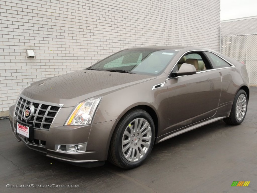 2012 cadillac cts 4 awd coupe in mocha steel metallic 129801. Cars Review. Best American Auto & Cars Review