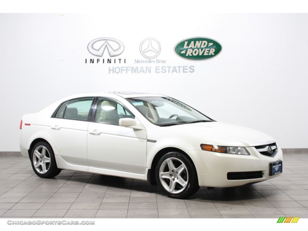2005 acura tl 3 2 in white diamond pearl photo 15 for Mercedes benz dealer hoffman estates il