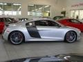 Audi R8 GT Ice Silver Metallic photo #2