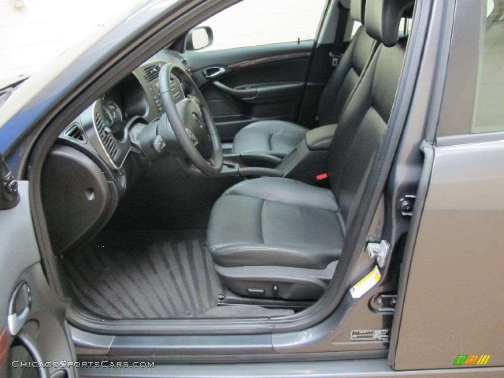 2010 9-3 2.0T Sport Sedan XWD - Titan Gray Metallic / Black photo #17
