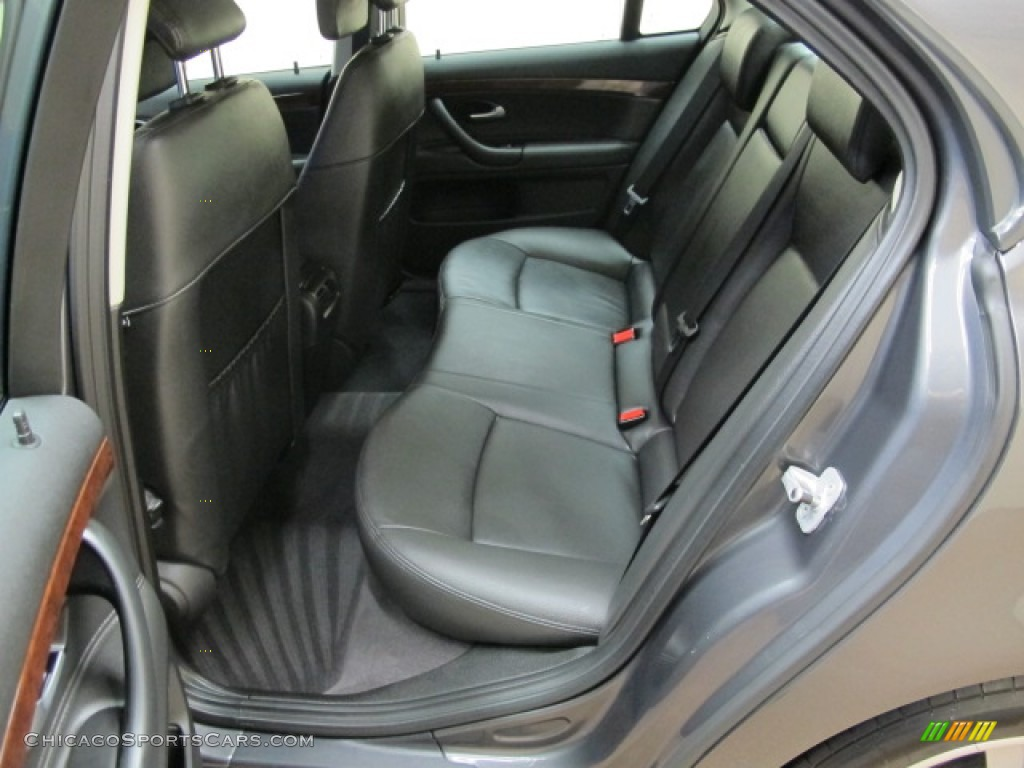 2010 9-3 2.0T Sport Sedan XWD - Titan Gray Metallic / Black photo #19