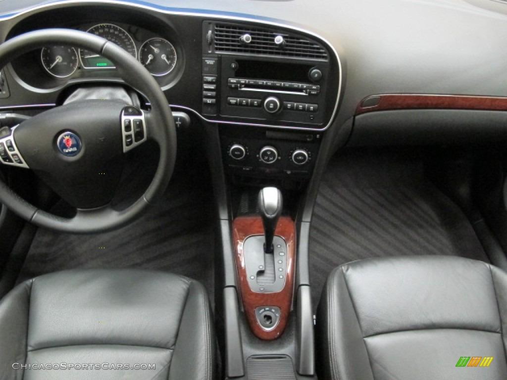 2010 9-3 2.0T Sport Sedan XWD - Titan Gray Metallic / Black photo #26