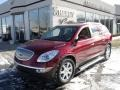 Buick Enclave CXL AWD Red Jewel Tintcoat photo #1