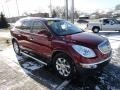 Buick Enclave CXL AWD Red Jewel Tintcoat photo #3
