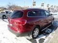 Buick Enclave CXL AWD Red Jewel Tintcoat photo #4