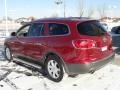 Buick Enclave CXL AWD Red Jewel Tintcoat photo #6