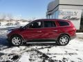 Buick Enclave CXL AWD Red Jewel Tintcoat photo #7