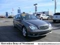 Mercedes-Benz C 230 Kompressor Sedan Granite Grey Metallic photo #1