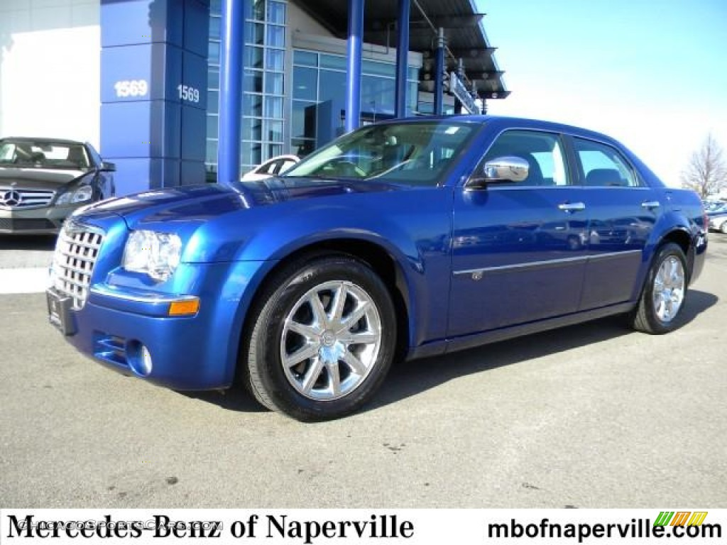 2009 chrysler 300 c hemi in deep water blue pearl 562393 cars for. Black Bedroom Furniture Sets. Home Design Ideas