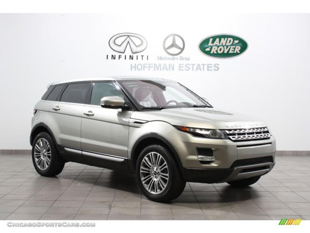 Land Rover Hoffman Estates >> 2012 Land Rover Range Rover Evoque Prestige in Ipanema ...
