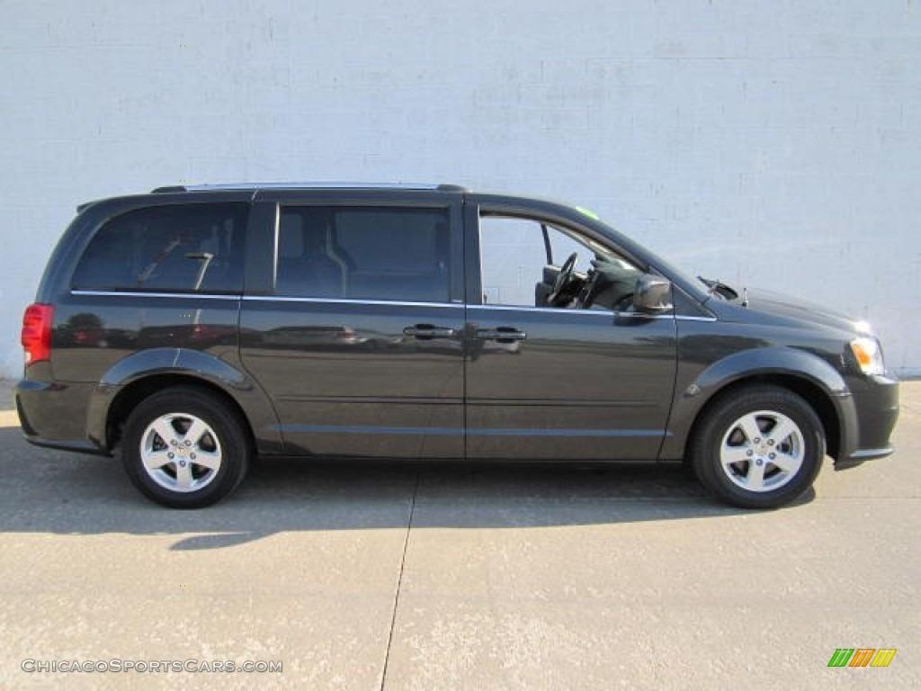 2011 dodge grand caravan crew in dark charcoal pearl 790602 cars for. Black Bedroom Furniture Sets. Home Design Ideas