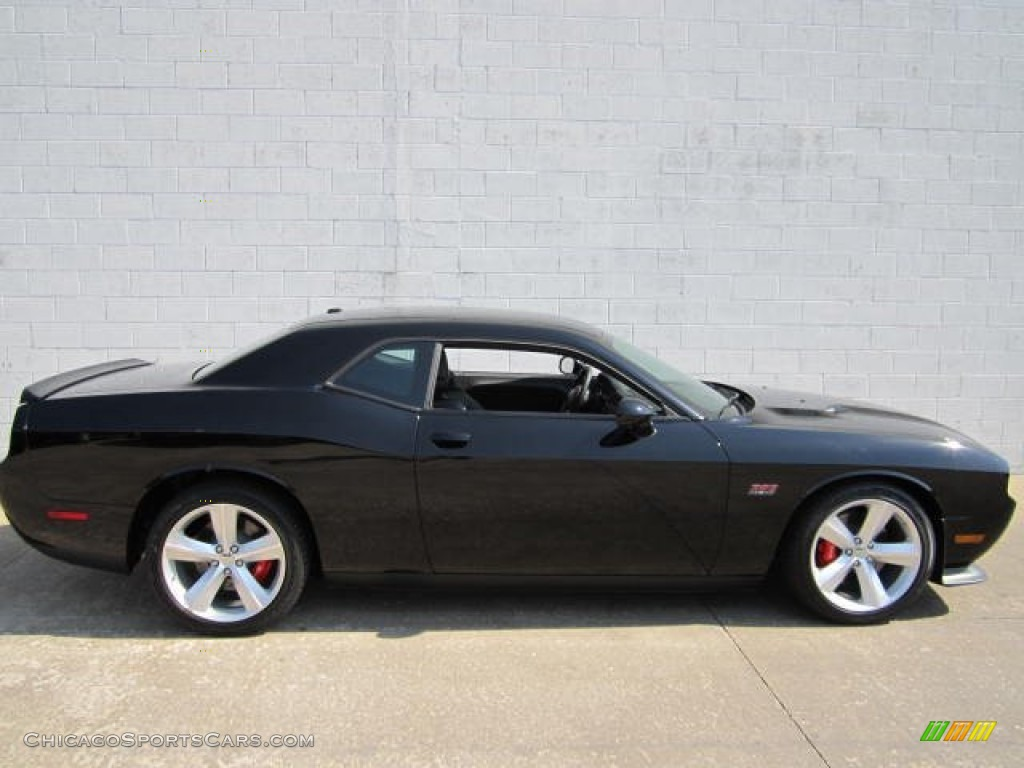 2012 dodge challenger srt8 392 in pitch black 231945 cars for sale. Black Bedroom Furniture Sets. Home Design Ideas