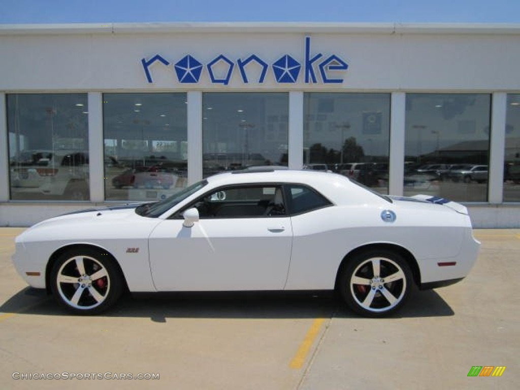 2011 Challenger SRT8 392 Inaugural Edition - Bright White / Pearl