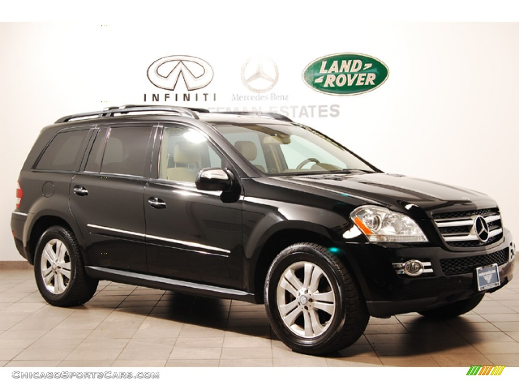 2009 mercedes benz gl 450 4matic in black photo 29 for Mercedes benz 450 gl for sale
