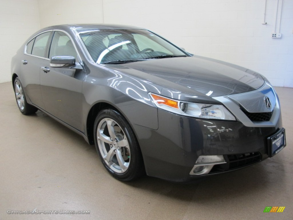 2010 acura tl 3 7 sh awd technology in grigio metallic. Black Bedroom Furniture Sets. Home Design Ideas