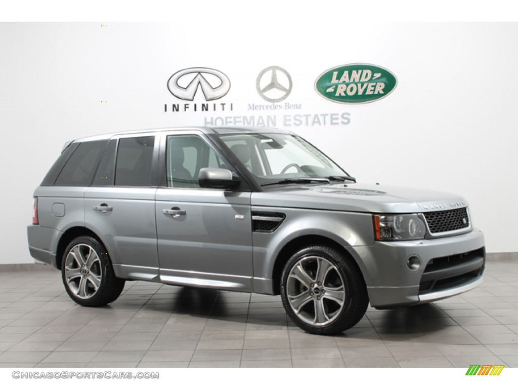 2012 Land Rover Range Rover Sport Hse In Orkney Grey