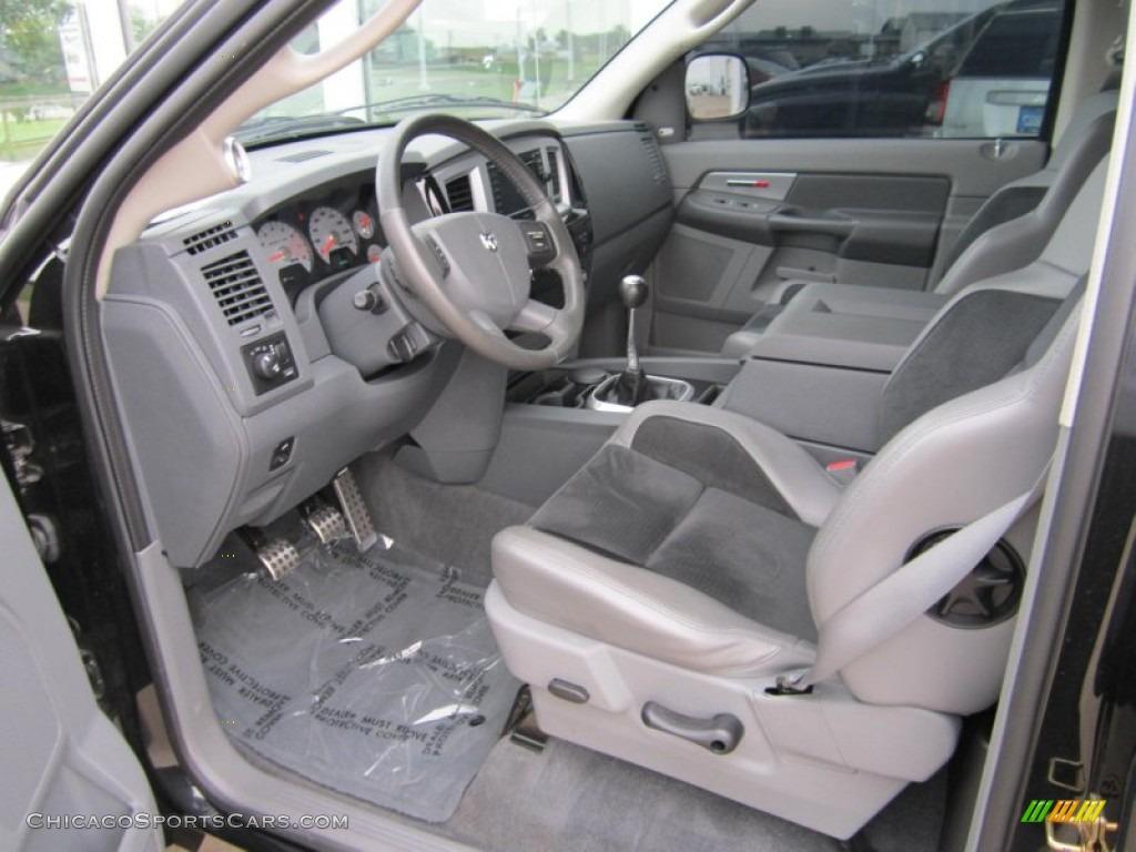 Worksheet. 2006 Dodge Ram 1500 SRT10 Night Runner Regular Cab in Black photo