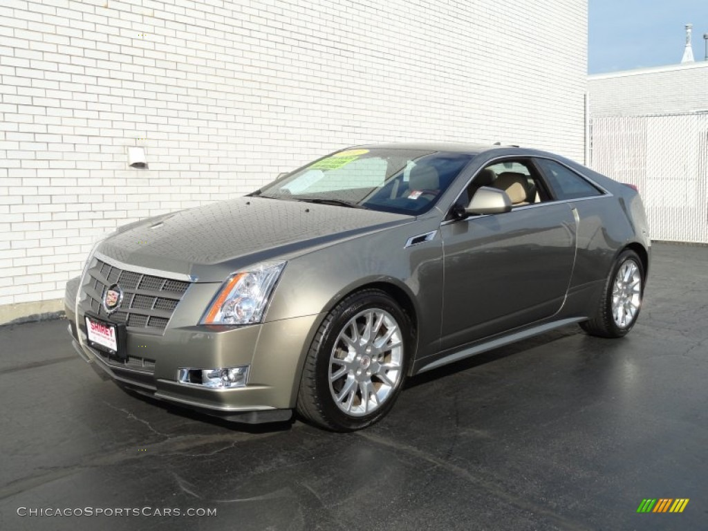 2011 cadillac cts coupe in tuscan bronze chromaflair 127099 cars for. Black Bedroom Furniture Sets. Home Design Ideas