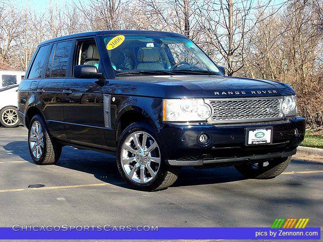2006 Land Rover Supercharged Range Rover. 2006 Range Rover Supercharged