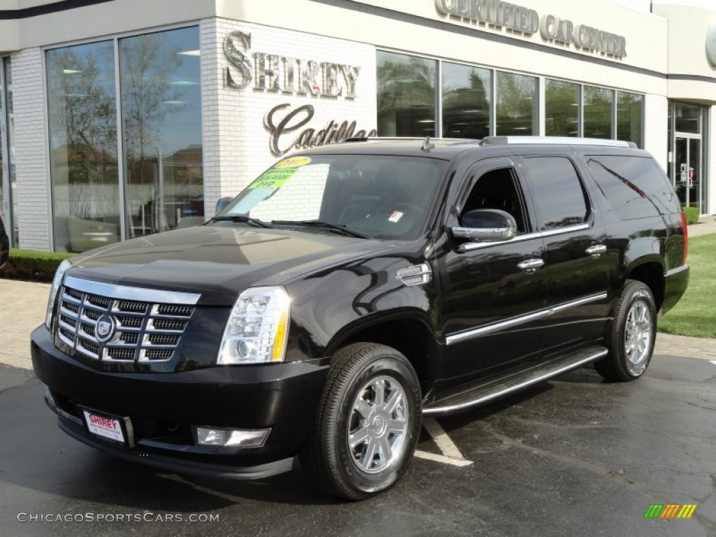 2007 cadillac escalade esv awd in black raven 341180. Cars Review. Best American Auto & Cars Review