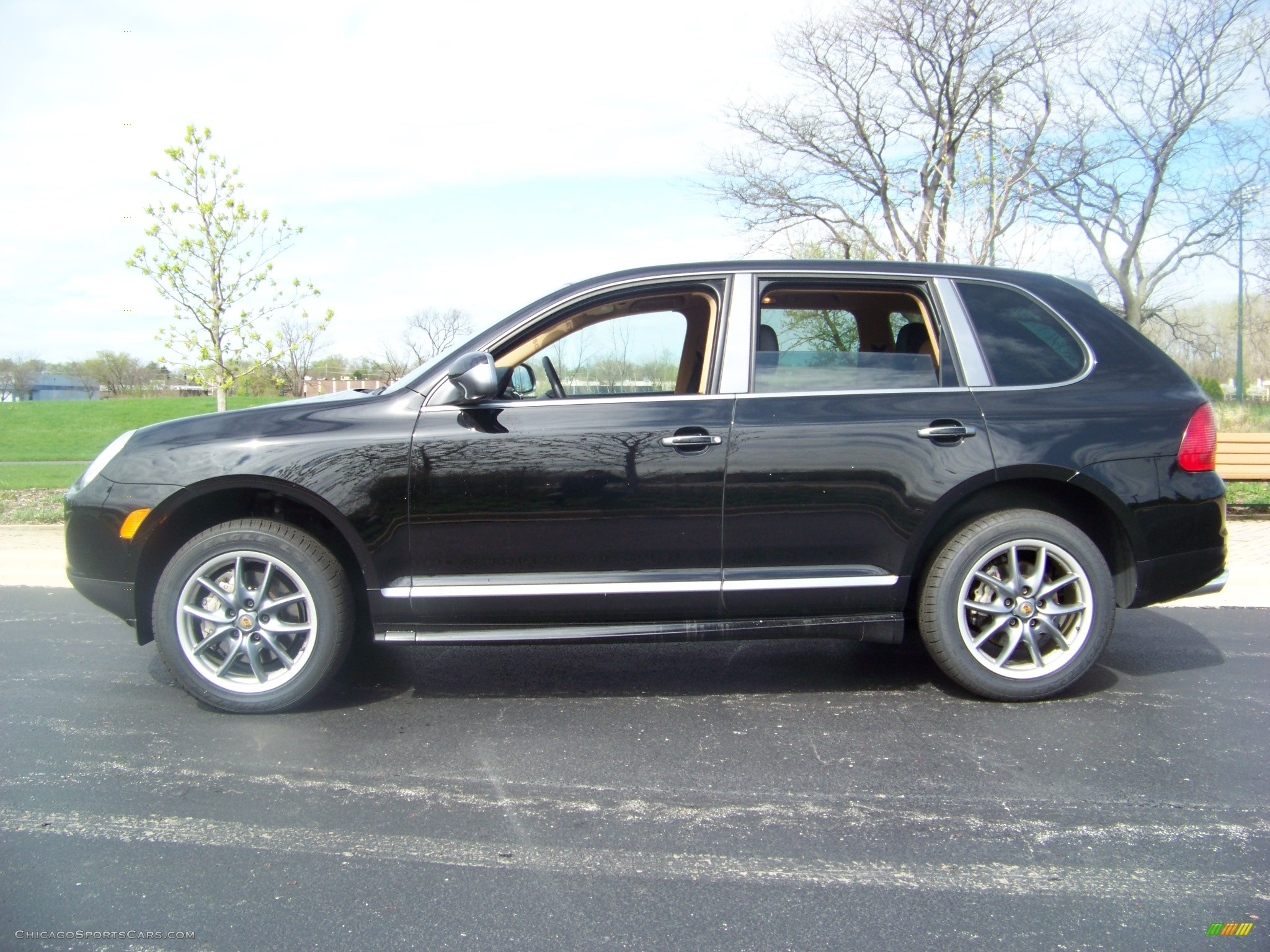 2006 porsche cayenne s titanium in black photo 2 a70019 cars for. Black Bedroom Furniture Sets. Home Design Ideas