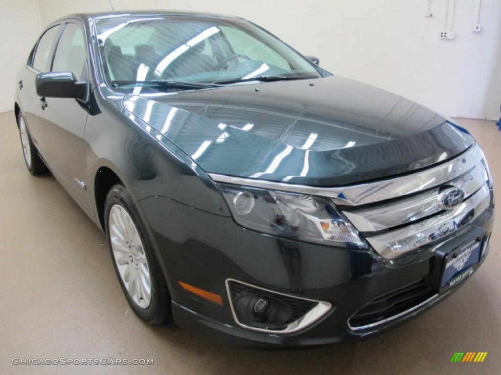 2010 ford fusion hybrid in atlantis green metallic 143498 cars for. Black Bedroom Furniture Sets. Home Design Ideas