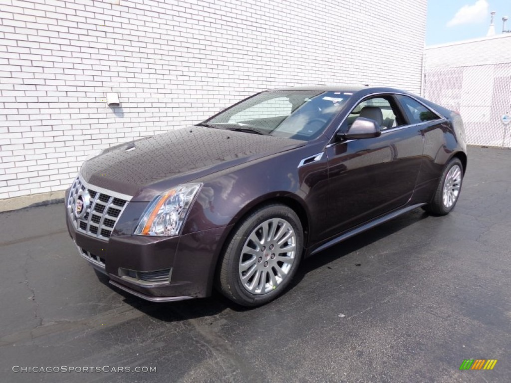 2014 cadillac cts coupe in majestic plum metallic 108817 cars for. Black Bedroom Furniture Sets. Home Design Ideas