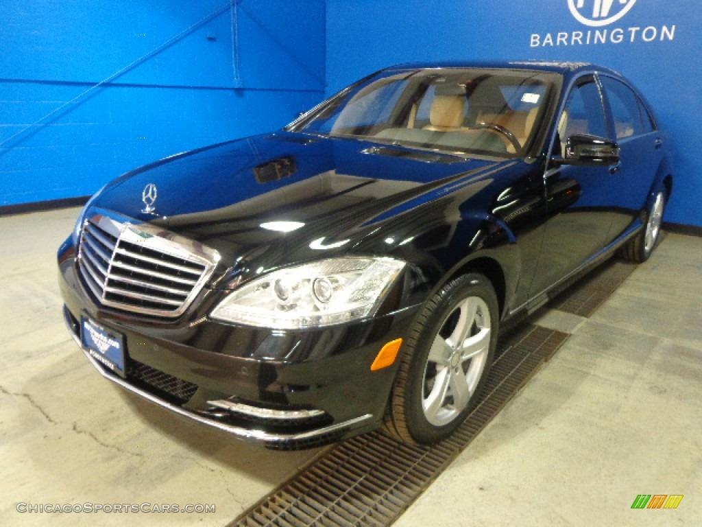 2012 mercedes benz s 550 4matic sedan in black 455510 for Mercedes benz motor werks barrington