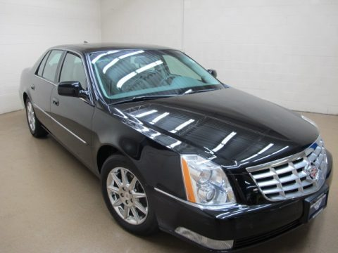 Black Raven 2011 Cadillac DTS Luxury