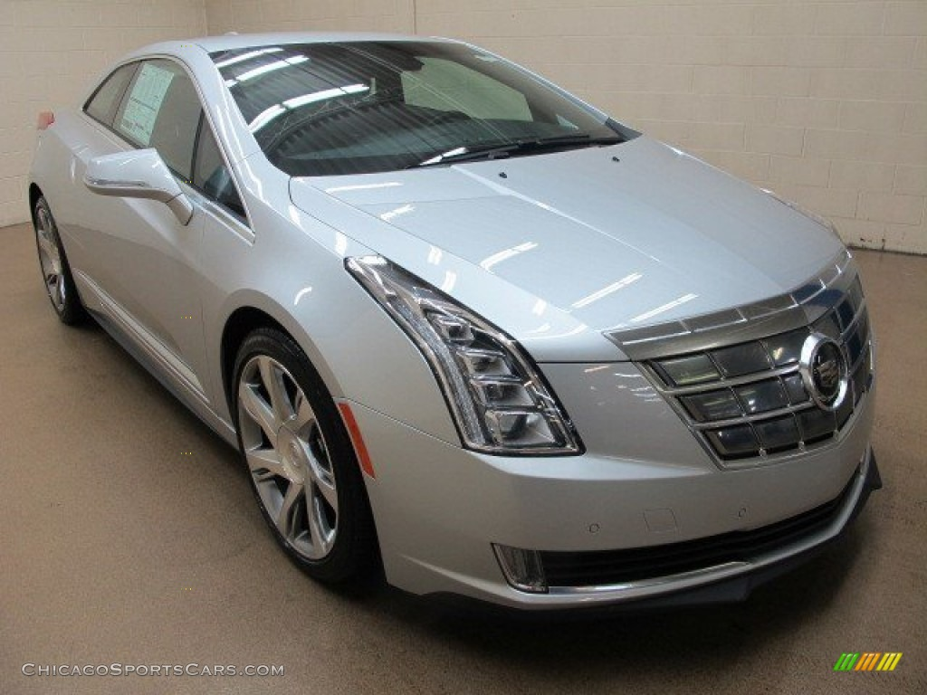 2014 cadillac elr coupe in radiant silver metallic 601109 cars for. Black Bedroom Furniture Sets. Home Design Ideas