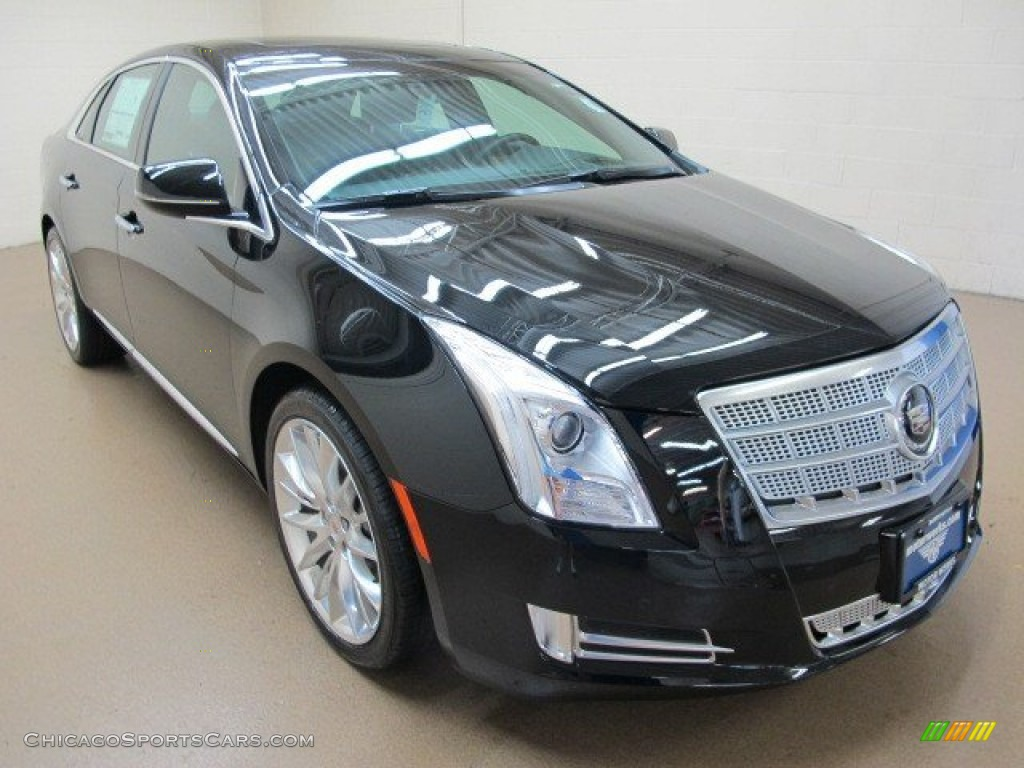 2014 cadillac xts platinum awd in black raven 156780 cars for sale. Black Bedroom Furniture Sets. Home Design Ideas