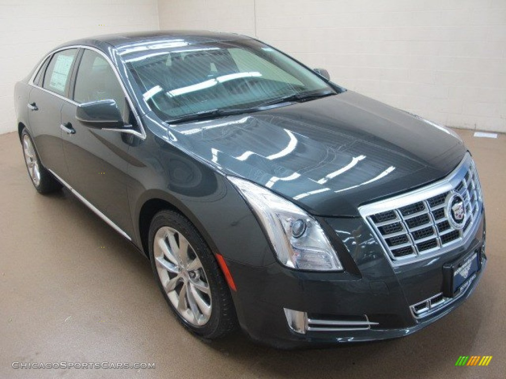 2014 cadillac xts premium awd in graphite metallic 325486 cars for. Black Bedroom Furniture Sets. Home Design Ideas