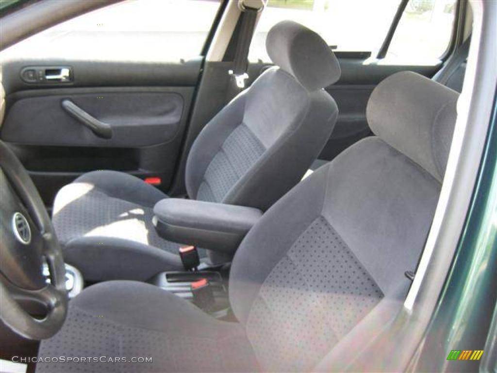 2000 Volkswagen Golf Gls Tdi 4 Door In Bright Green Pearl Photo 10 124431 Chicagosportscars